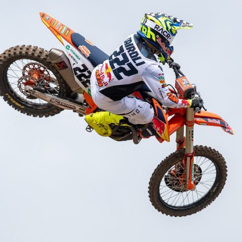 KTM EXPRESSES SINCERE THANKS AND CONGRATULATIONS TO ANTONIO CAIROLI FOR A PHENOMENAL MX RACING CAREER
