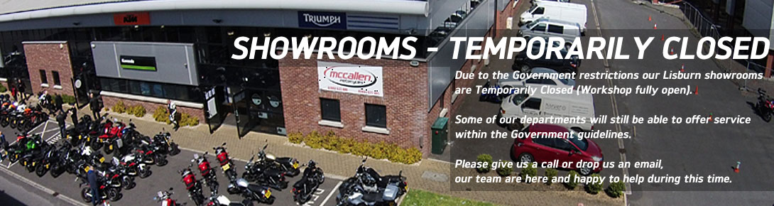 COVID Update - Lisburn Showrooms Temporarily Closed