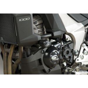 R&G Aero Crash Protectors - Kawasaki VERSYS 1000 – White