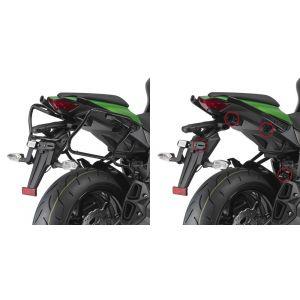 Givi Kawasaki Z1000 SX Quick Release V35 Pannier Rails