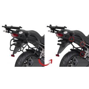 Givi Kawasaki Versys 1000 Rapid Release V35 Pannier Rails