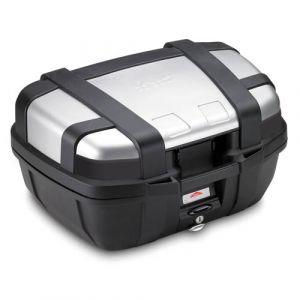 Givi TRK52N Trekker Silver Top Case - 52 Ltr
