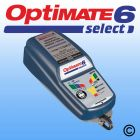 OptiMate 6 Select - 12V Battery Charger and Optimiser