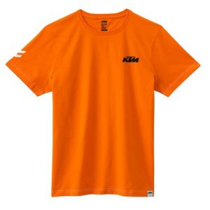 KTM Racing Tee T-shirt - Orange