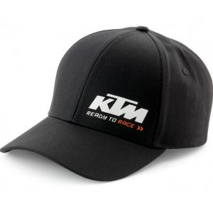 KTM Racing Cap - Black