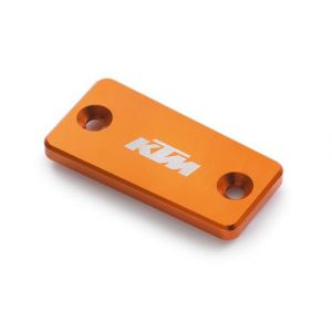 KTM Orange Clutch Reservoir Cover - 690 Duke 1050/1090/1190/1290 Adventure