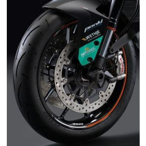 KTM 125/390 Duke / RC Rim Sticker Set