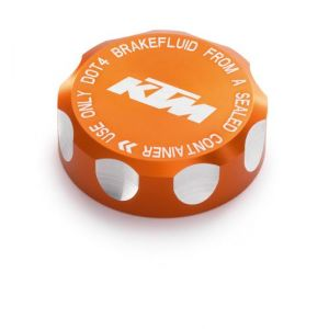 KTM 1050/1190/1290 Anodised Rear Brake Reservoir Cap