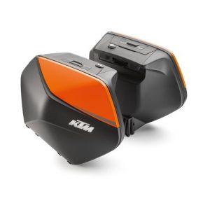 KTM 1290 Super Duke GT Side Cases - Orange