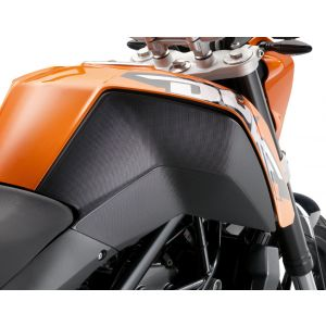 KTM 125/390 Duke  Tank Protection Sticker
