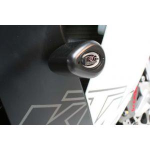 R&G Aero Crash Protectors - KTM RC8 – White