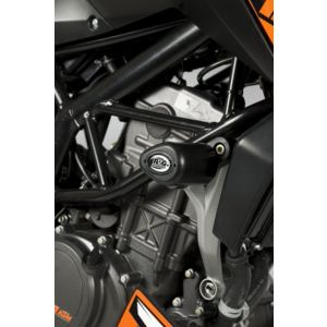 R&G Aero Crash Protectors - KTM 125/200/390 Duke