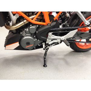 KTM 125/200/390 Duke Short Sidestand -60mm