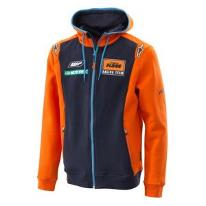 KTM  Replica Team Mens Zip Hoodie