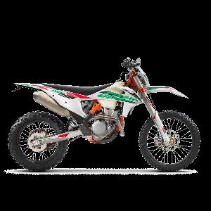 KTM 350 EXC-F SIX DAYS - 2021