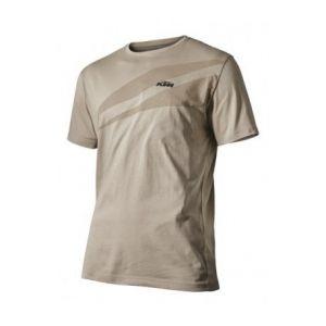 KTM Unbound T-Shirt Sand