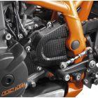 KTM 690 Duke / SM Carbon Front Chainguard
