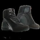 Dainese Motorshoe D1 Ladies WP Boots - Black / Black / Anthracite