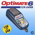 OptiMate 6 - 12V/24V Battery Charger/Optimiser