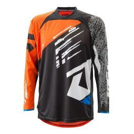 KTM GRAVITY-FX SHIRT - Orange / Black