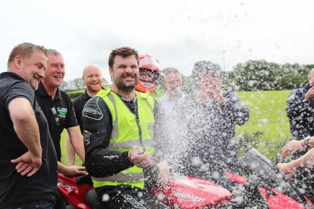 The Bike Experience Charity Coffee Fundraiser - Saturday 12th Oct 2019