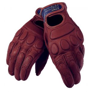 Dainese Blackjack Leather Gloves - Dark Brown