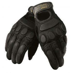 Dainese Blackjack Leather Gloves - Black