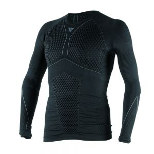 Dainese D-Core Thermo Shirt - Black / Anthracite