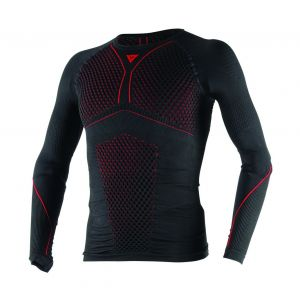 Dainese D-Core Thermo Shirt - Black / Red