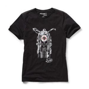 Triumph Pritchard Black T-shirt