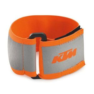 KTM Reflective Motorcycle Arm Band - 3PW131020