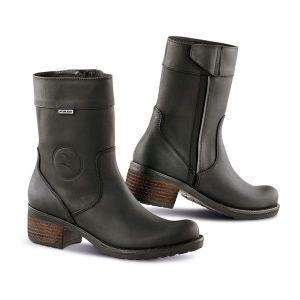 Falco Ayda 2 Ladies Motorcycle Boots - Black