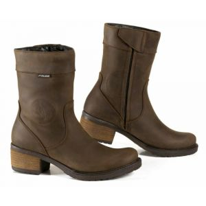 Falco Ayda 2 Ladies Motorcycle Boots - Brown