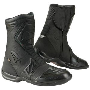 Falco Aryol Motorcycle Touring Boots - Black