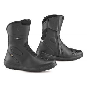 Falco Liberty 2.1 Motorcycle Touring Boot - Black