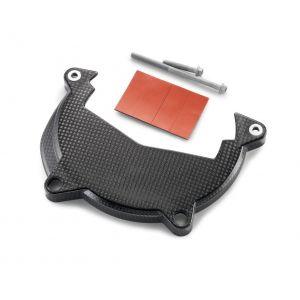 KTM 1050/1190/R/1290 Adventure Carbon Clutch Cover Protection