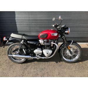 Triumph Bonneville T100 - 2019