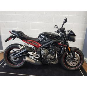 Triumph Street Triple R Low - 2018