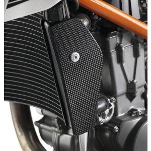 KTM 690 Duke / R 12-15 Carbon Radiator Protection - Left