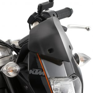 KTM 690 Duke  / R 12-15 Touring Windscreen