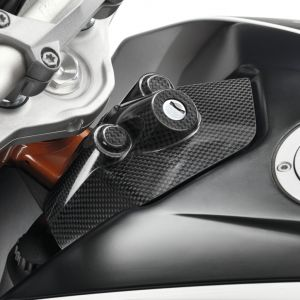 KTM 690 Duke  / R 12-15 Carbon Ignition Lock Cover