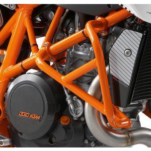 KTM 690 Duke / R 12-15 Crash Bars - Orange