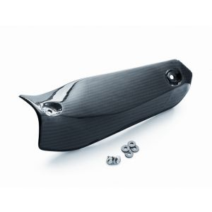 KTM 690 Enduro / SMC Exhaust Guard Carbon - Rear