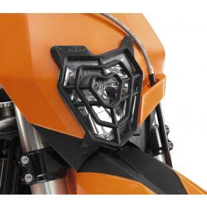 KTM 690 Enduro R 09-11 Headlamp Grille - Black