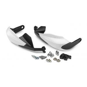 KTM 125/390 Duke  Handguards Small - White