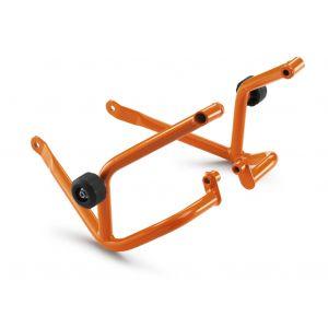 KTM 125 Duke  Crash Bars - Orange