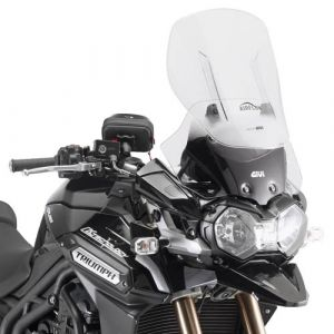 Givi AF6403 Sliding Wind-screen - Triumph Explorer 2012-15