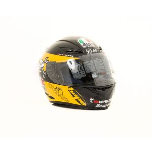 AGV K3 Guy Martin - Yellow