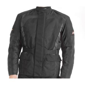 RST Alpha IV Textile Jacket - Black