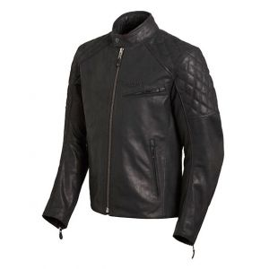 Triumph Arno Quilted Mens Leather Jacket